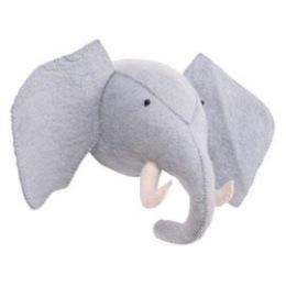 Kidsdepot - olifant - dierenkop