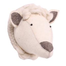 Kidsdepot - schaap - dierenkop