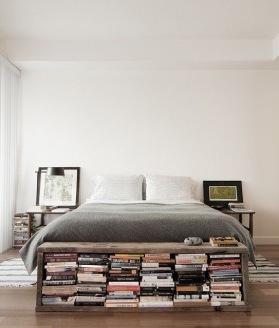Pinterest bed kist