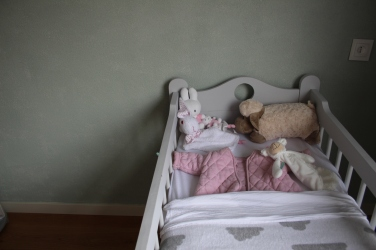 Walk in wednesday - babykamer Phileine - 11