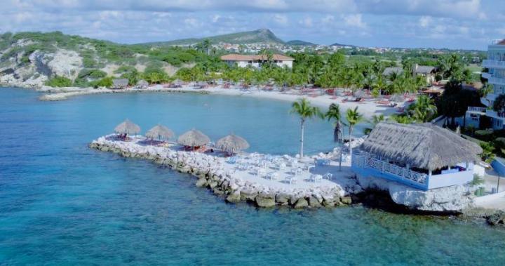 Curacao Part 3 verblijfplaatsen Blue Bay Resort