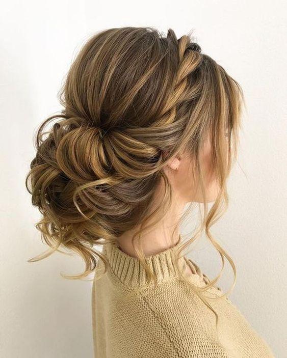 De perfecte hairdo's voor een bruiloft updo 1