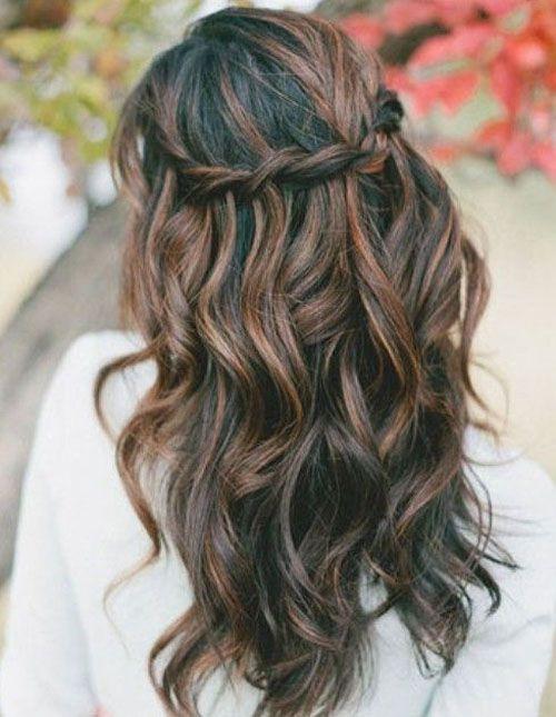 De perfecte hairdo's voor een bruiloft half up 3