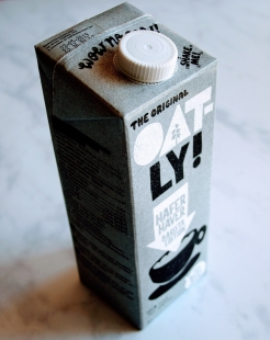 Oatly Haver Barista 3
