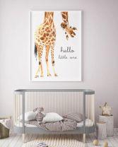 Pinterest babykamer inspiratie animal 1