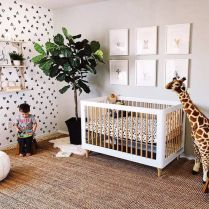 Pinterest babykamer inspiratie animal 2