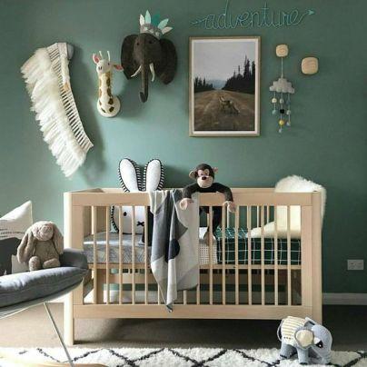 Pinterest babykamer inspiratie animal 5