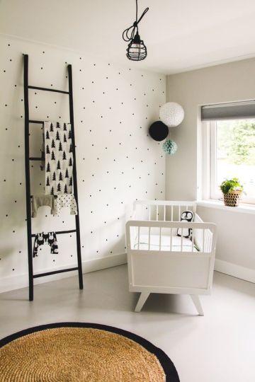 Pinterest babykamer inspiratie dots 2