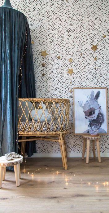 Pinterest babykamer inspiratie dots 3