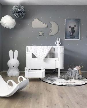Pinterest babykamer inspiratie gender neutraal 2