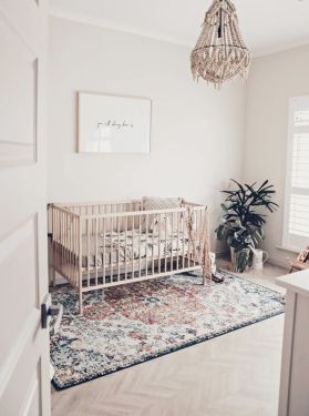 Pinterest babykamer inspiratie gender neutraal 3
