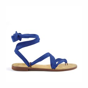 Raramuri sandalen kings blue lint