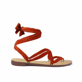 Raramuri sandalen terra lint