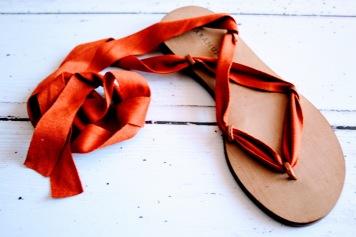 Raramuri sandalen terra ribbon 1