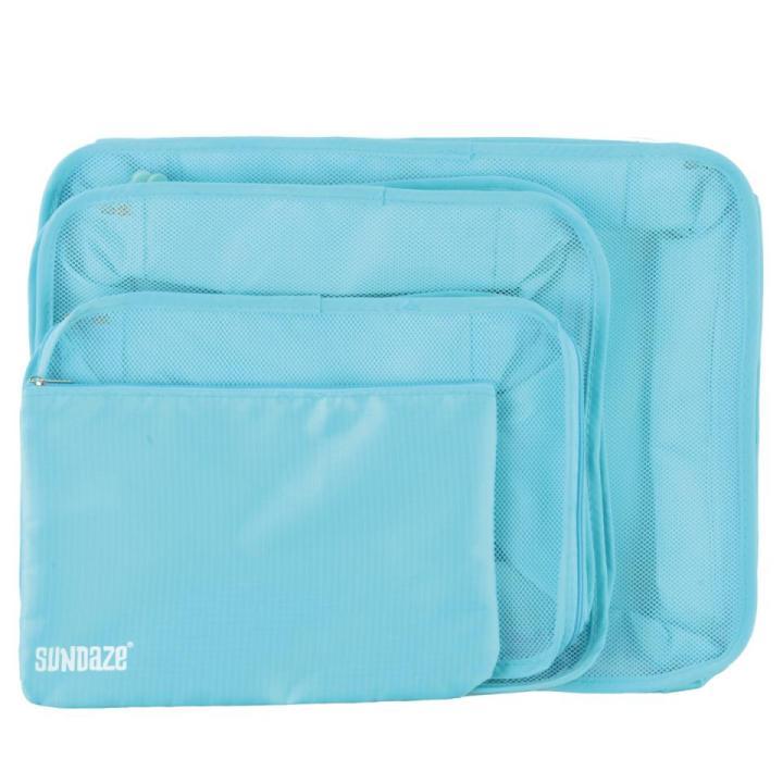 Blokker packing cubesreview