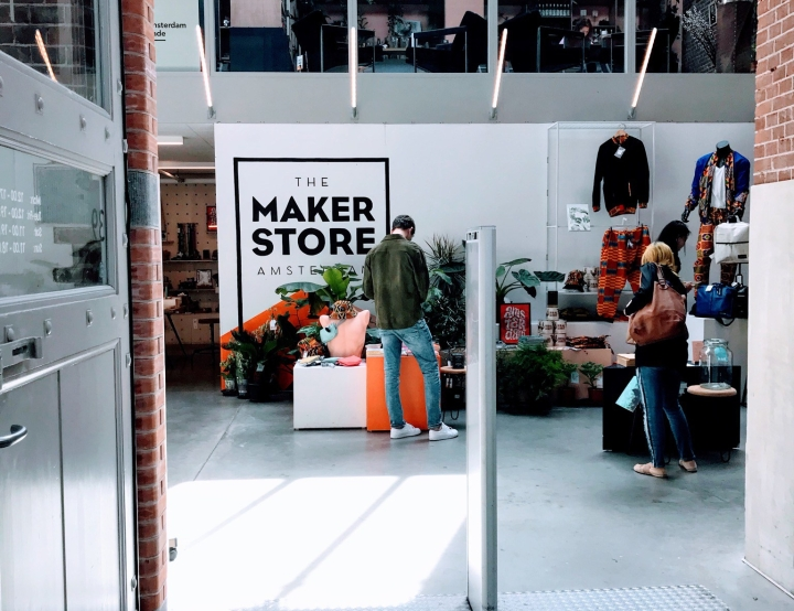 The Makers StoreAmsterdam