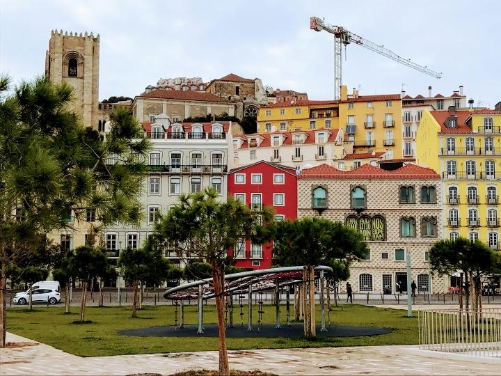 Surprise trip Lissabon