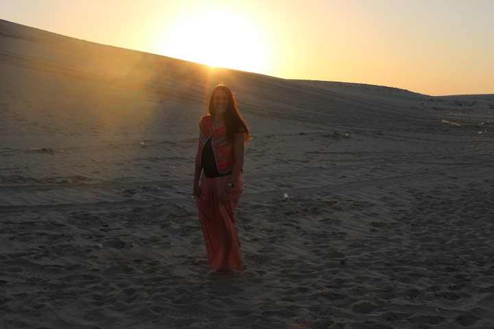 Woestijn dagen