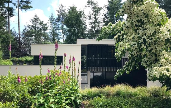 Binnenkijken in een moderndroomhuis