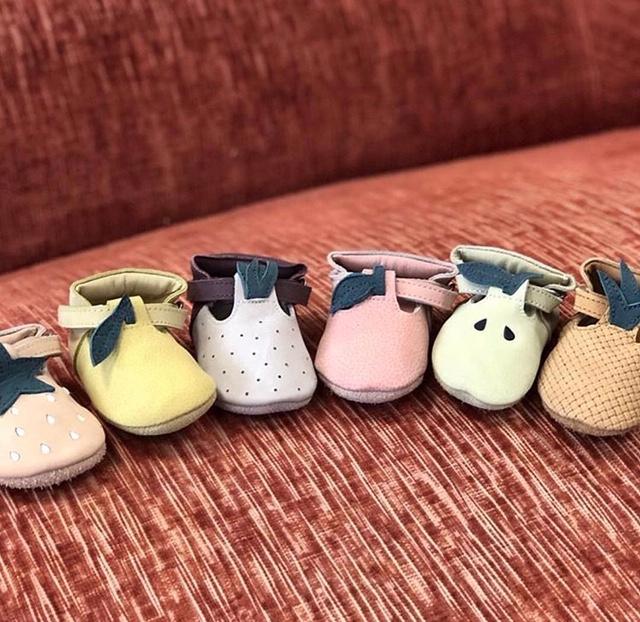 De leukste babyschoenen
