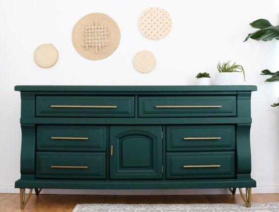 Antieke meubels met een modernetwist