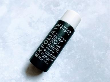 Review Paula's Choice Skin Perfecting 2% BHA Liquid Exfoliant