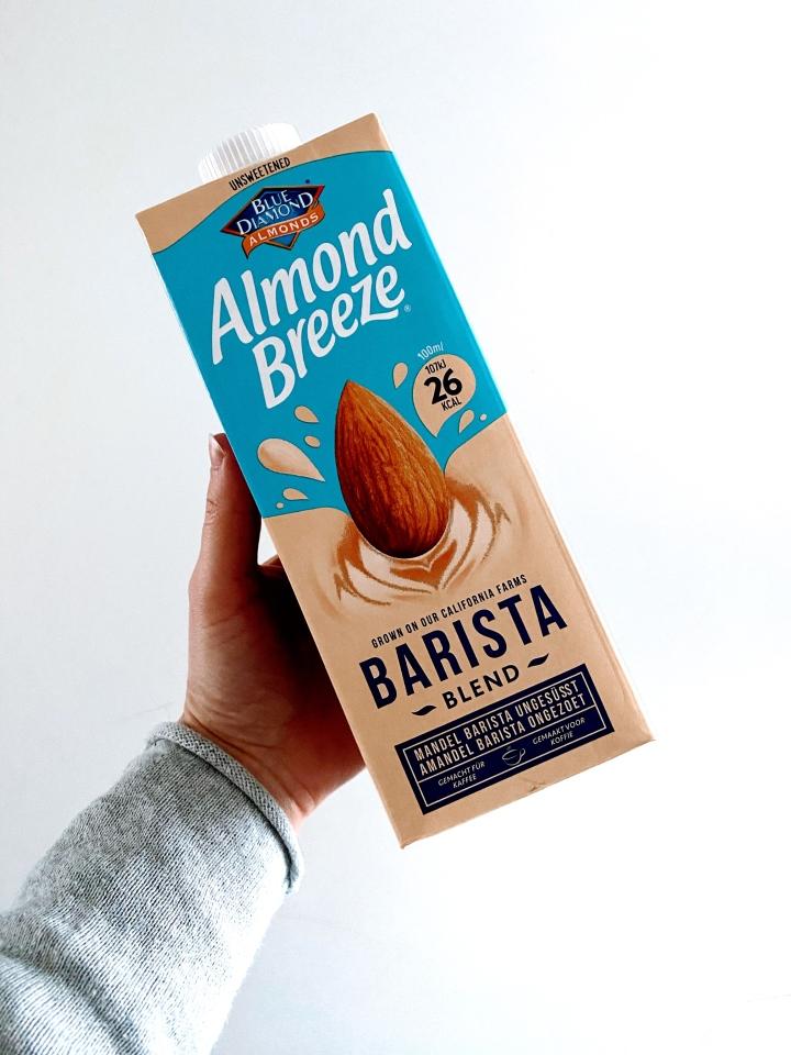 Almond Breeze Barista Review